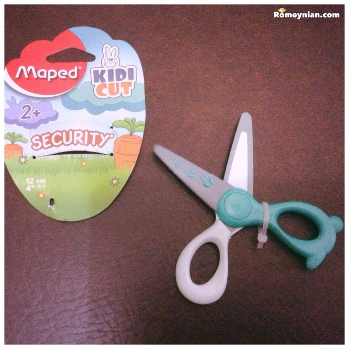 Maped Kidi Cut Scissor