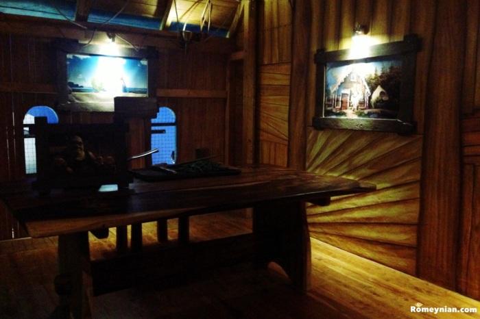 Shrek's Dining Room