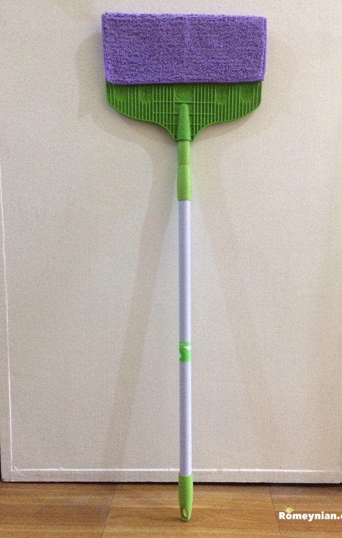 Vo.Temm flexi mop from O Shopping.